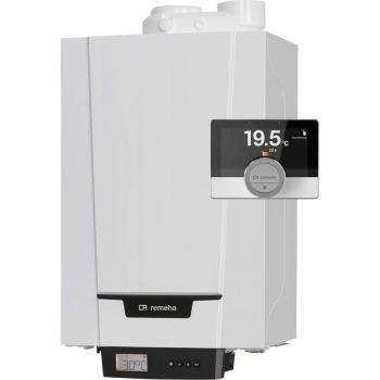 Remeha Tzerra CW5 ACE 39c Combi-Comfortsysteem kW 35,7
